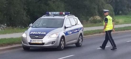 KRONIKA POLICYJNA: Złodziejka perfum, pijany motocyklista i pobicie