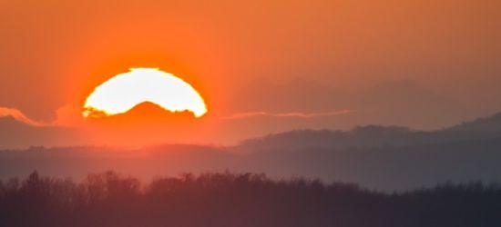 PODKARPACIE. Tatry o zachodzie słońca. Zobaczcie zdjęcia! (FOTO)