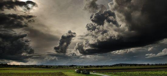UWAGA! Możliwe burze i porywisty wiatr. Miejscami grad