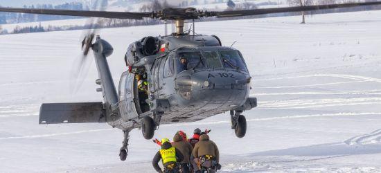 Szkolenie śmigłowcowe GOPRowców! Sikorsky Blackhawk w akcji! (VIDEO, FOTO)