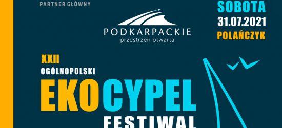 Festiwal EkoCypel już 31 lipca! (PROGRAM)