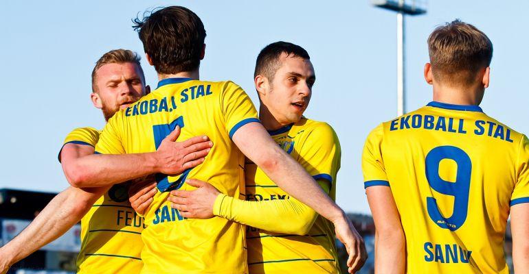 Pewne zwycięstwo Ekoball Stali Sanok. Legion Pilzno pokonany 3:0 (ZDJĘCIA)