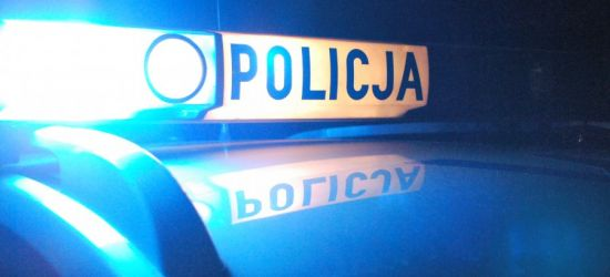 REGION: Pijany kierowca przejechał leżącego na drodze mężczyznę. 32-latek zmarł