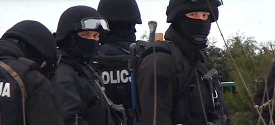 SANOK: CBŚ rozbiło grupę przestępczą działającą na terenie Sanoka. Zatrzymano 32 osoby