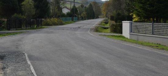 Drogi w Pielni i Pastwiskach mają nową nawierzchnię