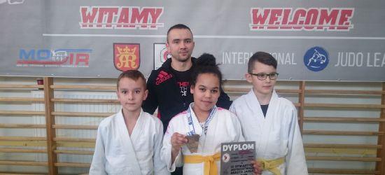 Złota Ola! Zawodniczka Judo Pantera Sanok z dużym sukcesem! (FOTO)