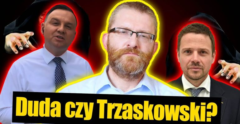 Duda czy Trzaskowski? Grzegorz Braun
