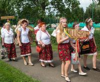 Święto plonów w gminie Sanok. To zwieńczenie ciężkiej pracy rolników oraz okazja do spotkań (ZDJĘCIA)