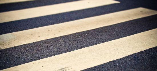 SANOK: Potrącenie na przejściu dla pieszych