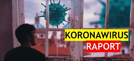 Kolejne dwa zakażenia koronawirusem w powiecie sanockim! Zmarł 48-latek