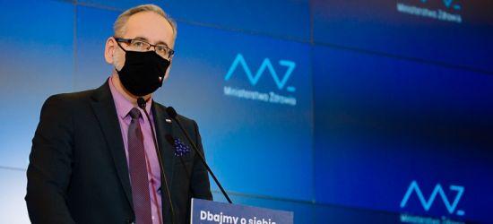 Minister zdrowia: Trzecia fala nie jest nieunikniona (WIDEO)