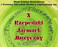 X Rzepedzki Jarmark Muzyczny