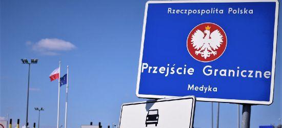 Wznowiono odprawy na przejściu granicznym w Medyce. Tylko dla pieszych