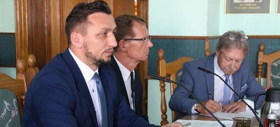 SANOK: Burmistrz dziękuje za utworzenie fundacji, ale czuje niesmak (VIDEO)