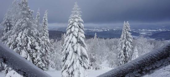 BIESZCZADY: Widoki nieziemskie, ale lepiej wędrować przetartym szlakiem (VIDEO)