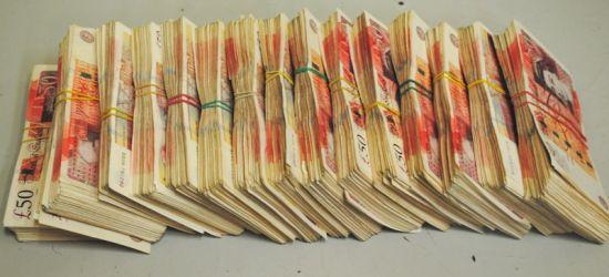 GRANICA: 600 tys. koron w bagażu kierowcy