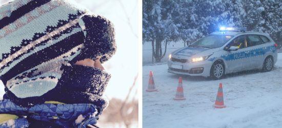 PODKARPACIE. 17-latek zamarzał w śniegu. Nie mógł się podnieść!