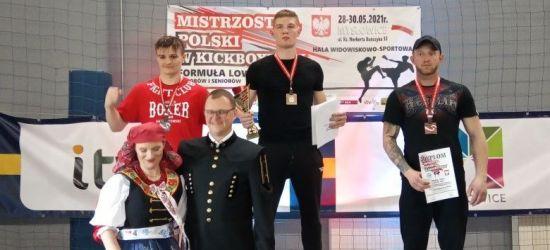 Sanoczanin Adam Tutak mistrzem Polski seniorów! (FOTO)