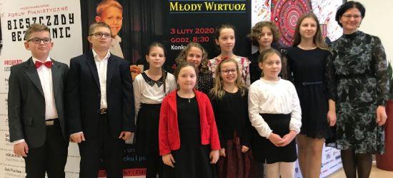 Sukcesy młodych sanockich pianistów (ZDJĘCIA)