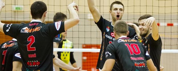 SIATKÓWKA: Daleka podróż i wielkie marzenie sanockich siatkarzy. TSV powalczy o zwycięstwo w Wałbrzychu (LIVE)