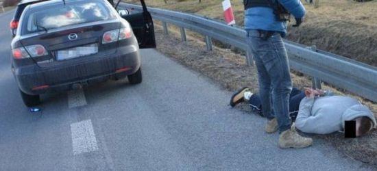 Wracając po służbie zatrzymał nietrzeźwego kierowcę