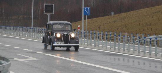 OBWODNICA SANOKA OTWARTA! Pierwsze samochody jadą nową drogą (VIDEO, ZDJĘCIA)