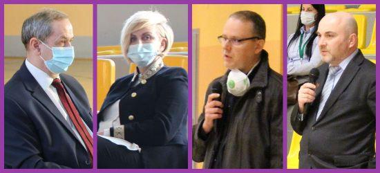 SANOK: Program naprawczy szpitala. Radny atakuje przewodniczącą pielęgniarek (VIDEO)