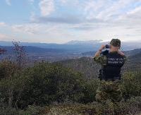 Udział funkcjonariuszy Bieszczadzkiego Oddziału SG w misjach poza granicami kraju