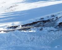 BIESZCZADY: Wietrznie i śnieżnie. Zagrożenie lawinowe z tendencją wzrostową