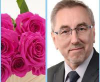 Życzenia Burmistrza Miasta Sanoka Tadeusza Pióro z okazji Dnia Kobiet