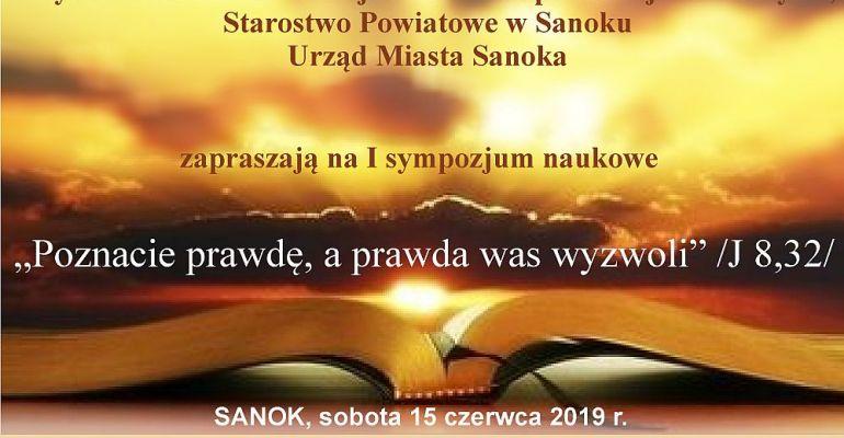 NASZ PATRONAT: Sympozjum naukowe w Arenie. Wśród gości znany dziennikarz (PROGRAM)