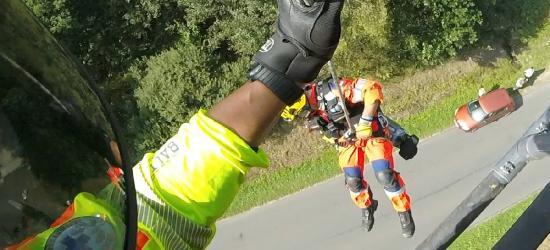 Uraz kręgosłupa, oparzenie, wypadki na szlakach. Pracowity tydzień goprowców (FOTO)