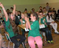Herb miasta, trudne pytania, zagadki i puzzle. XV Międzyszkolny Turniej Wiedzy o Sanoku (ZDJĘCIA)
