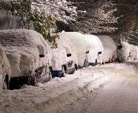 Prognozowane intensywne opady śniegu! W weekend może spaść nawet 30 cm białego puchu