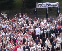 Liceum w Lesku ma już 70 lat. Niezapomniane wspomnienia absolwentów (FILM)
