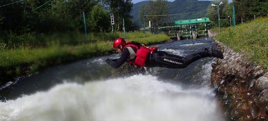 Efektowne i ryzykowne ćwiczenia ratowników GOPR Bieszczady (ZDJĘCIA)