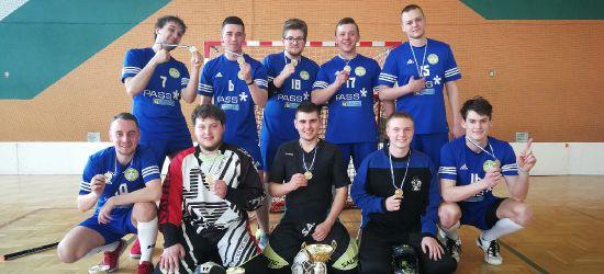 AZS PWSZ Sanok wygrywa mistrzostwa Podkarpacia! Trzeci raz z rzędu (ZDJĘCIA)