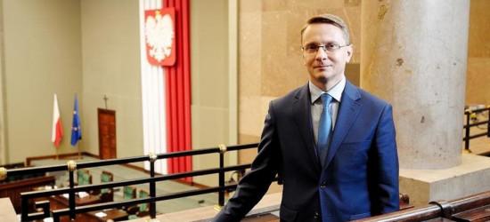 Poseł Piotr Uruski w Zarządzie PZHL-u