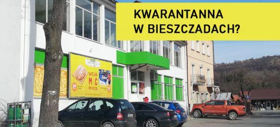 """AKTUALIZACJA: Urządzają sobie kwarantannę w Bieszczadach? """"Tłumy jak w lecie"""" (FOTO)"""