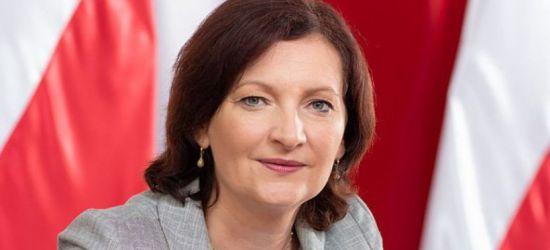 Ewa Leniart kandydatką na prezydenta Rzeszowa! Nie rezygnuje z członkostwa w PiS
