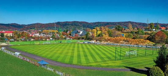 WIKI SANOK: Zobacz możliwości profesjonalnego ośrodka sportowego! Zarezerwuj boisko ze sztuczną nawierzchnią! (FILM, ZDJĘCIA)