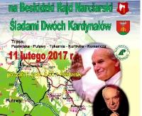 """VI Beskidzki Rajd Narciarski """"Śladami Dwóch Kardynałów"""""""