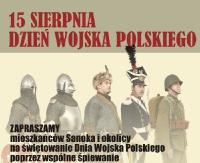 SANOK: Dzień Wojska Polskiego