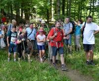 PTTK: Wędrówki po polach i lasach w niedzielne, wakacyjne dni (ZDJĘCIA)