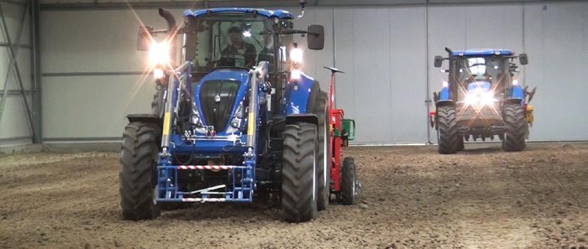 NOWOSIELCE: Miliony dla szkoły rolniczej. GPS w maszynach, poligon uprawowy i konkurencyjność na rynku spożywczym (FILM, ZDJĘCIA)