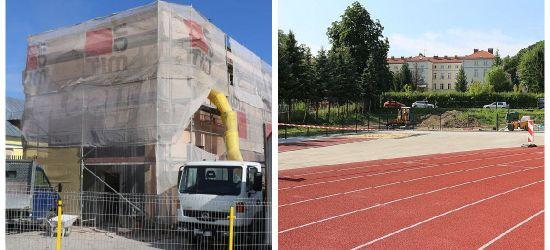"""Inwestycje na Wierchach: OSA, ocieplenie budynku, wzmocnienie """"klatki"""" (FOTO)"""