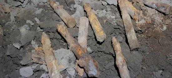 REGION: Znalazł w ziemi 13 sztuk pocisków