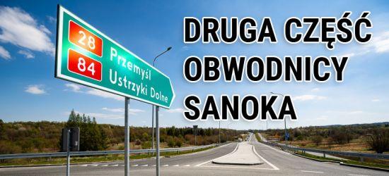 Druga część obwodnicy Sanoka. Otwarcie ofert przetargowych (VIDEO)