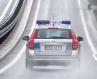 Pijany kierowca TIRa z powiatu brzozowskiego uciekał przed policjantami