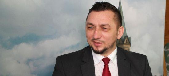 Burmistrz Tomasz Matuszewski z absolutorium za 2018 rok